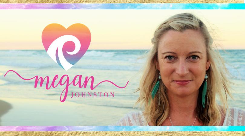 megan + logo